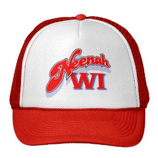 Neenah WI openswoop cap Trucker Hat