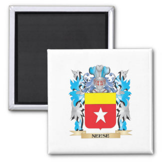 Neese Coat of Arms - Family Crest Magnet