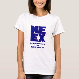 NEEX - años 80 alt/nueva ola Playera