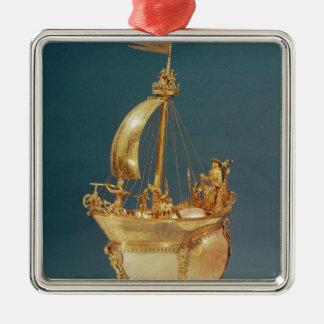 Nef belonging the the Cardinal de Lorraine 1579 Ornaments