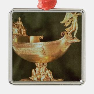 Nef belonging to Emperor Napoleon Bonaparte Metal Ornament