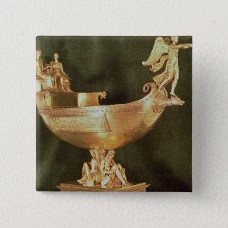 Nef belonging to Emperor Napoleon Bonaparte Pinback Button