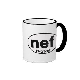 NEF Photog coffee mug
