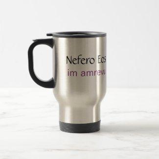 Nefero Eos - Im Amrevu - Travel Mug
