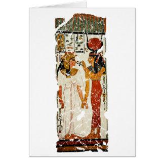 Nefertari con ISIS Felicitaciones