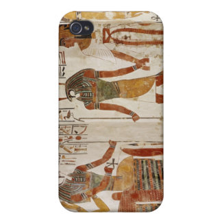 Nefertari is brought before the god iPhone 4/4S case