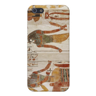 Nefertari is brought before the god iPhone SE/5/5s cover