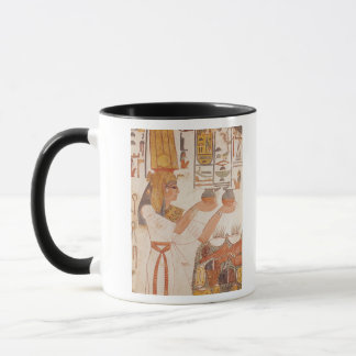Nefertari Making an Offering Mug
