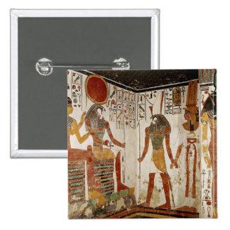 Nefertari se trae antes de dios pin cuadrado