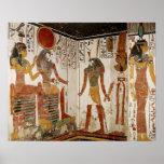 Nefertari se trae antes de dios poster