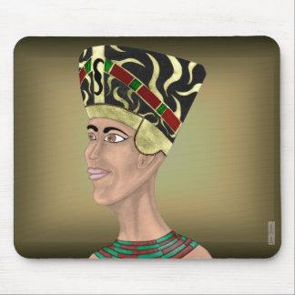 Nefertiti Bust Mouse Pad
