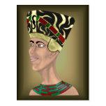 Nefertiti Bust Postcard