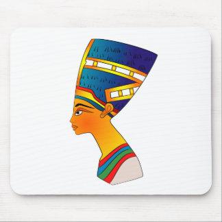 Nefertiti Mouse Pad