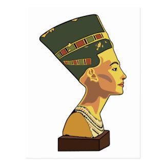 Nefertiti Postcard
