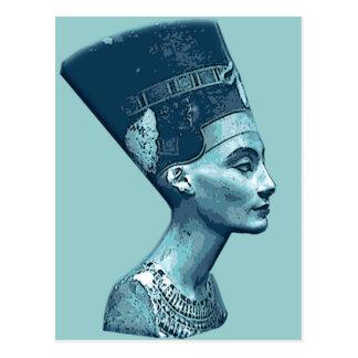 Nefertiti Tarjeta Postal