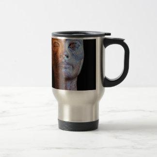 Nefertiti Unfinished Travel Mug