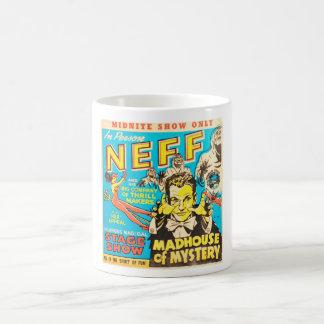 Neff Madhouse of Mystery Coffee Mug