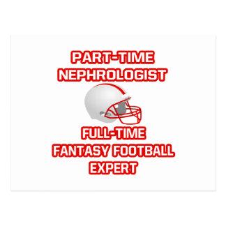Nefrólogo Experto del fútbol de la fantasía Postales