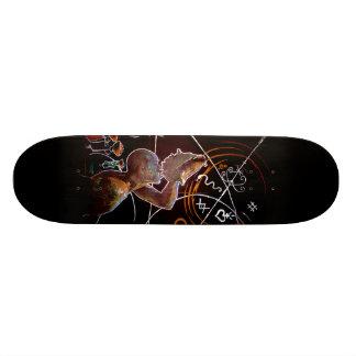 Neg Mawon III Custom Skate Board