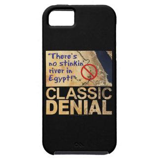 Negación clásica iPhone 5 fundas