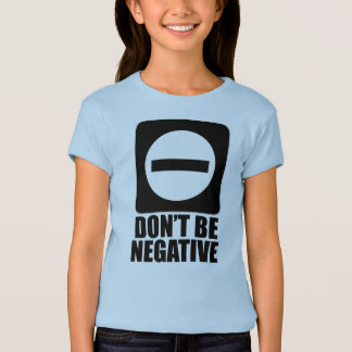 Negative 2 Black T-Shirt