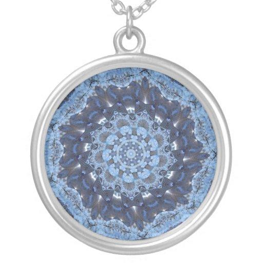 Negative Ammonites Necklace