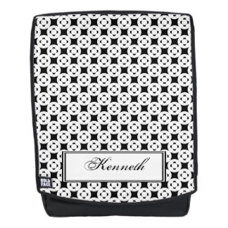 Negative Gamepad by Kenneth Yoncich Backpack
