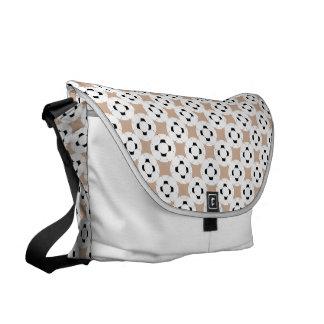 Negative Gamepad Courier Bag
