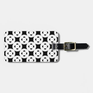 Negative Gamepad Luggage Tag