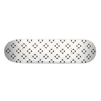 Negative Gamepad Skateboard Deck