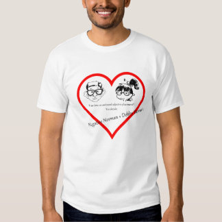 Negative Norman and Debby Downer T-Shirt