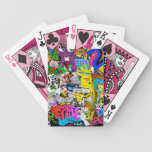Negative Playing Cards
