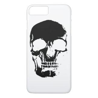 Negative Skull iPhone 7 Plus Case