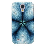 Negative Spark Star Galaxy S4 Covers