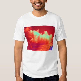 Negative Thermal Chaotic Upward  Cumulus congestus T-shirt