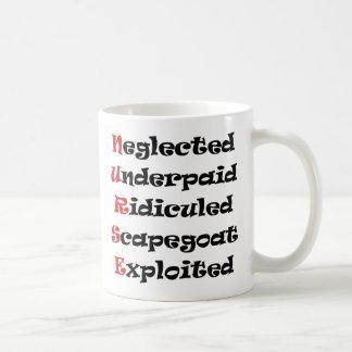 Neglected Nurse Coffee Mug