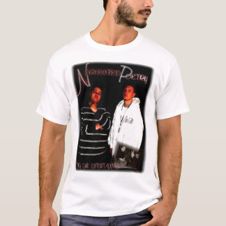NEGLECTED POETRY PICTURE T- SHIRT ( MENS)