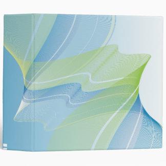 negocio abstracto notebook-01 del verde azul
