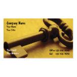 Negocio de seguridad Cards_1 Tarjetas De Visita