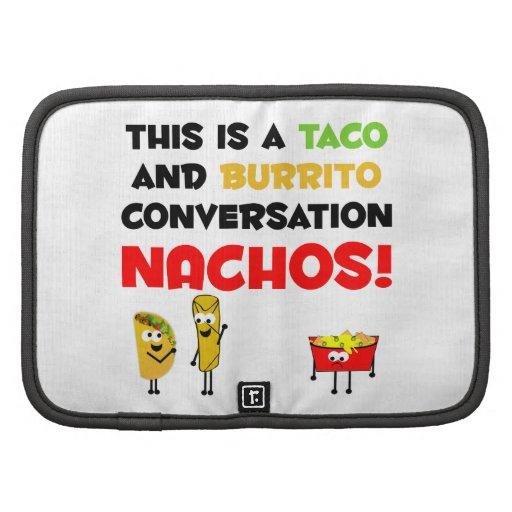Negocio del Taco y del Burrito Planificador