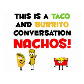 Negocio del Taco y del Burrito Postal