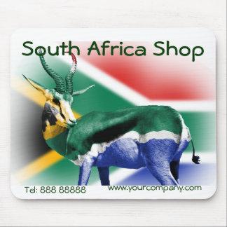 Negocio surafricano Mousepad