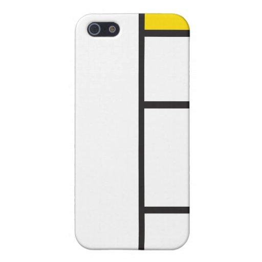 Negocios cuadrados Iphone iPhone 5 Fundas