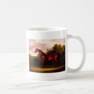 Negotiator Classic White Coffee Mug