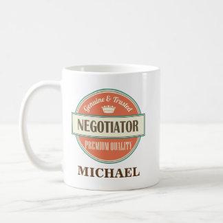 Negotiator Personalized Office Mug Gift