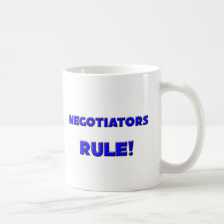 Negotiators Rule! Coffee Mug
