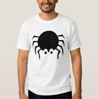 Negra spider shirts