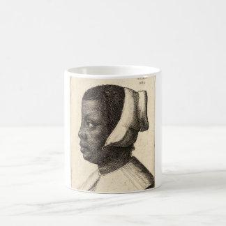Negress by Wenceslaus Hollar Coffee Mug