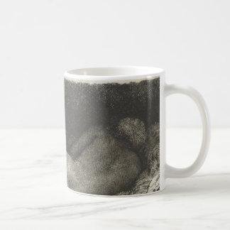 Negress Lying Down Coffee Mug
