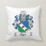 Negri Family Crest Pillows
